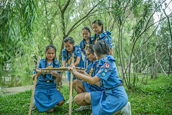 CCA Girl Guides