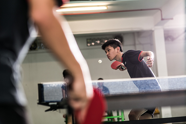 Cca Table Tennis
